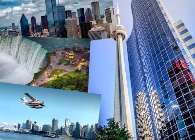 تور کانادا 17 روز (شرق تا غرب کانادا)