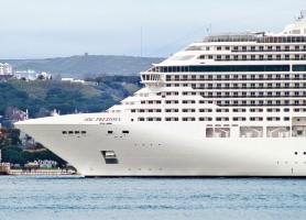 تور کشتی کروز اروپا، تور کشتی کروز شمال اروپا 10 روز، توردانمارک، آلمان، نروژ با کشتی کروز  MSC Preziosa