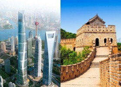 تور چین (تور شانگهای 3شب + تور پکن4شب) 8 روز در هتلهای 5* با گشت کامل، پرواز مستقیم ماهان، تابستان 97