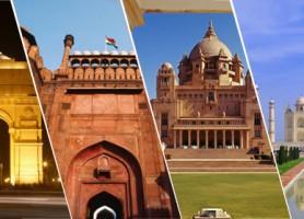 تور هند 8روز (تور دهلی آگرا جیپور)