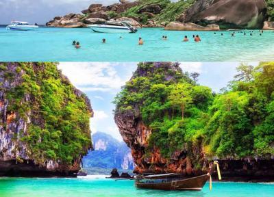 تور تایلند (تور پاتایا + تور پوکت)