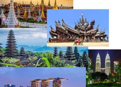تور تایلند (تور بانکوک + پوکت) تای ایر