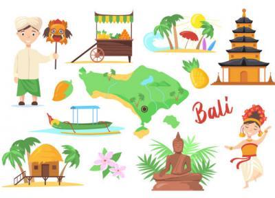 تور بالی * پرواز امارات *
