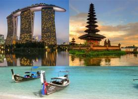 تور پوکت+سنگاپور+بالی*پرواز امارات*