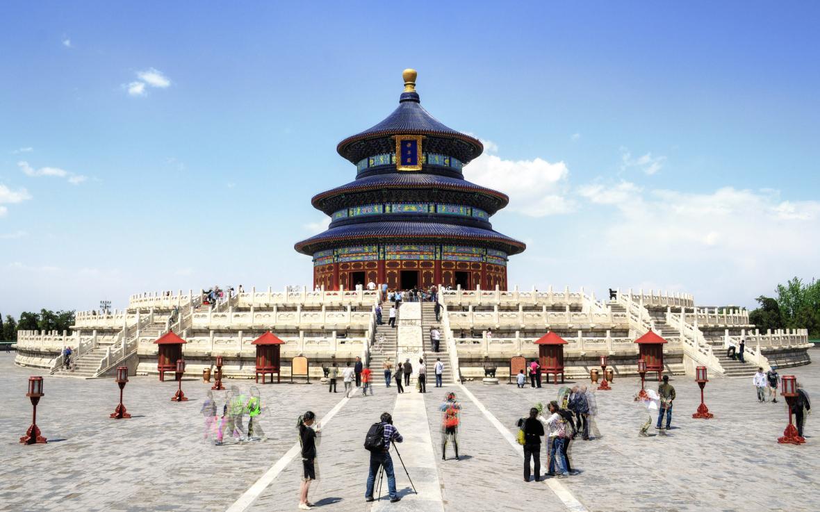 معبد بهشت پکن (چین)
