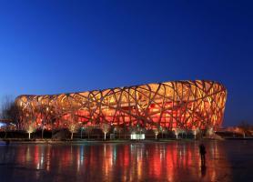 استادیوم لانه پرنده پکن (چین)