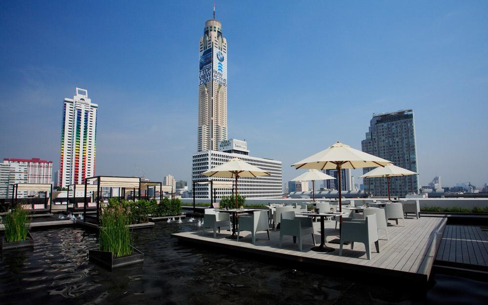 هتل سنتارا واترگیت بانکوک
