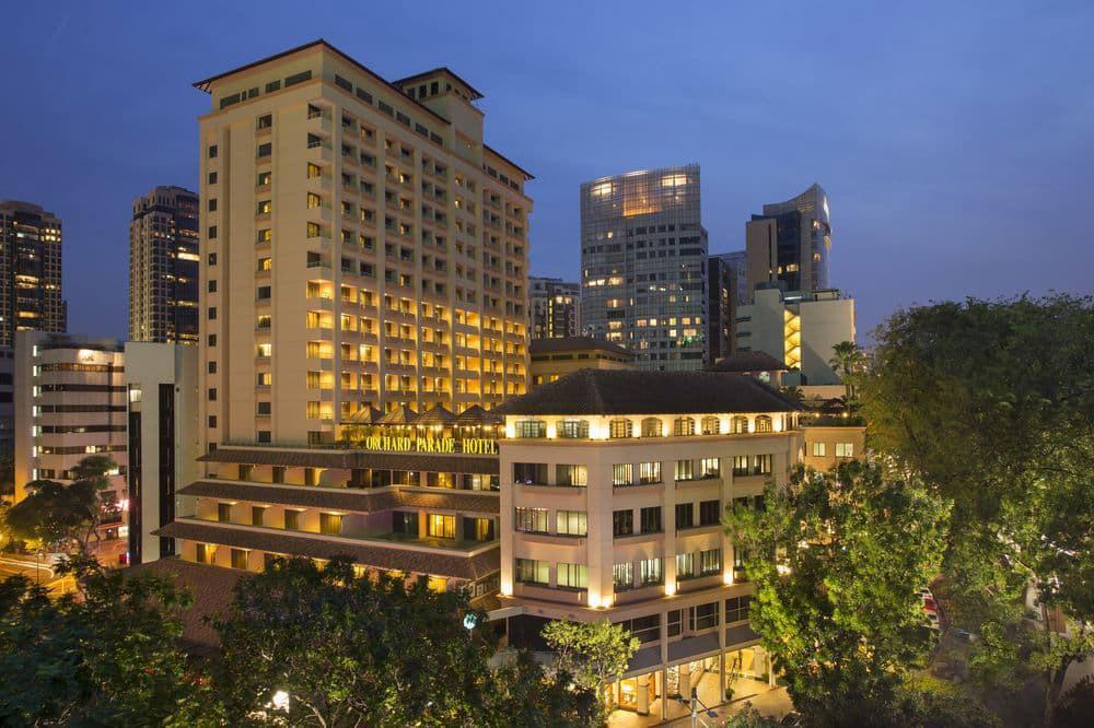 هتل اورچارد پاراد سنگاپور