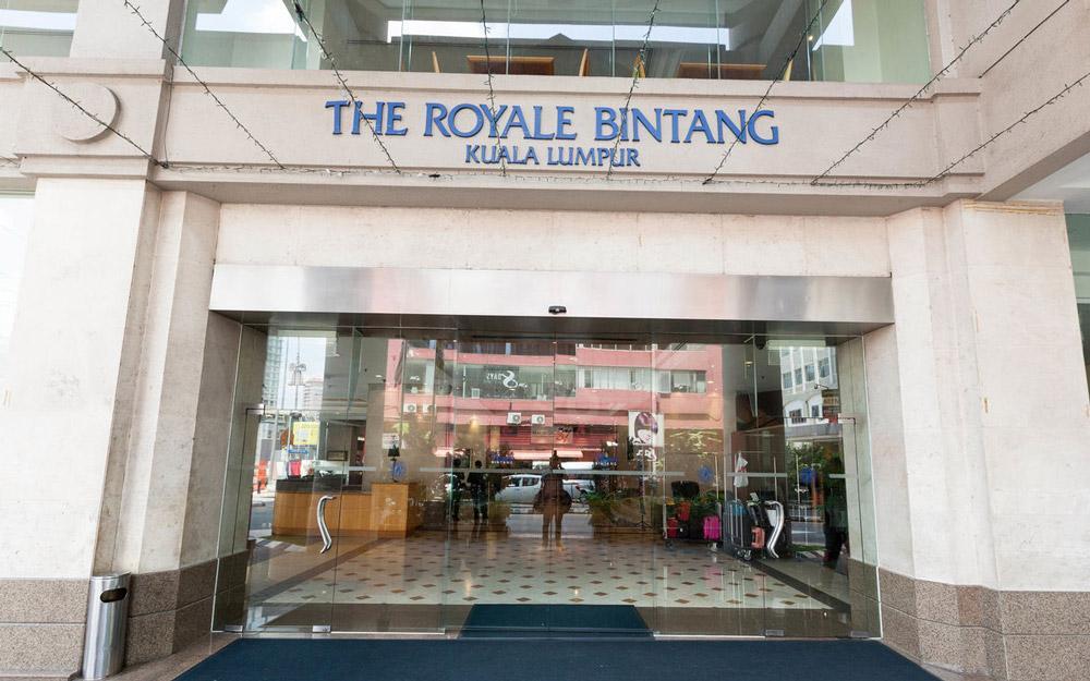 هتل رویال چولان بوکیت بینتانگ کوالالامپور