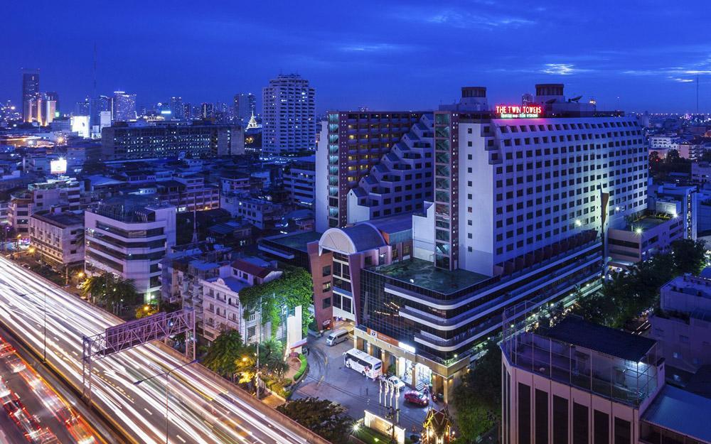 هتل تویین تاورز بانکوک (تایلند)