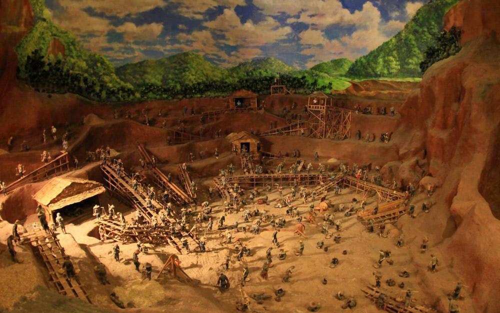 موزه معدن کاری پوکت (تایلند)