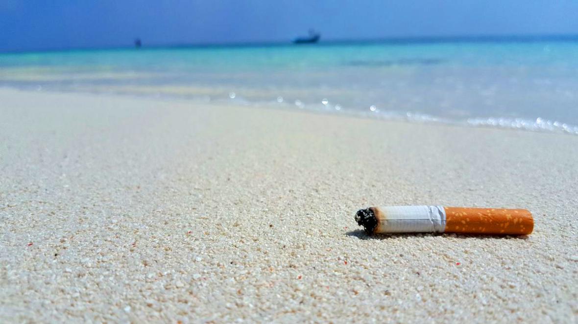 استعمال دخانیات در سواحل تایلند ممنوع شد