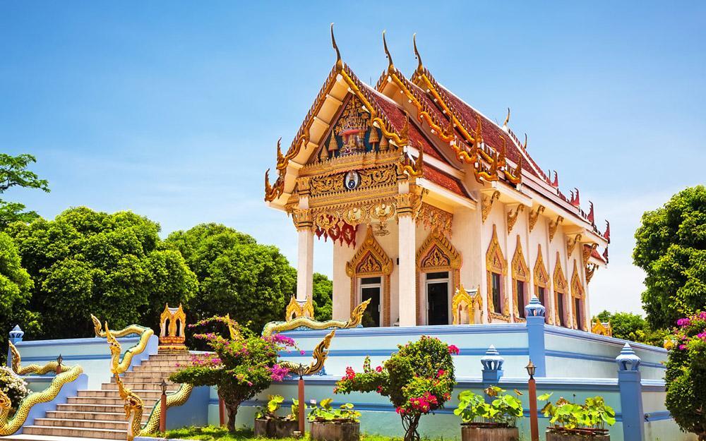وات خونارام سامویی (تایلند)
