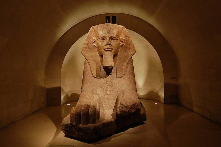 شکوه تمدن های جهان توسط موزه لوور در تهران به نمایش در می آید