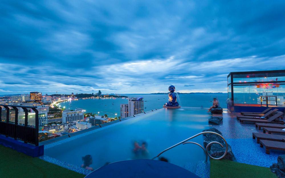 هتل سیام ات سیام دیزاین پاتایا (تایلند)