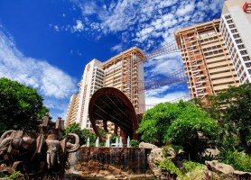 هتل سنتارا گرند میراژ پاتایا (تایلند)