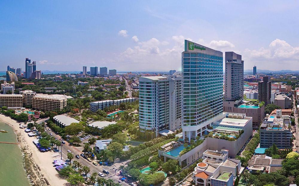 هتل هالیدی این پاتایا (تایلند)