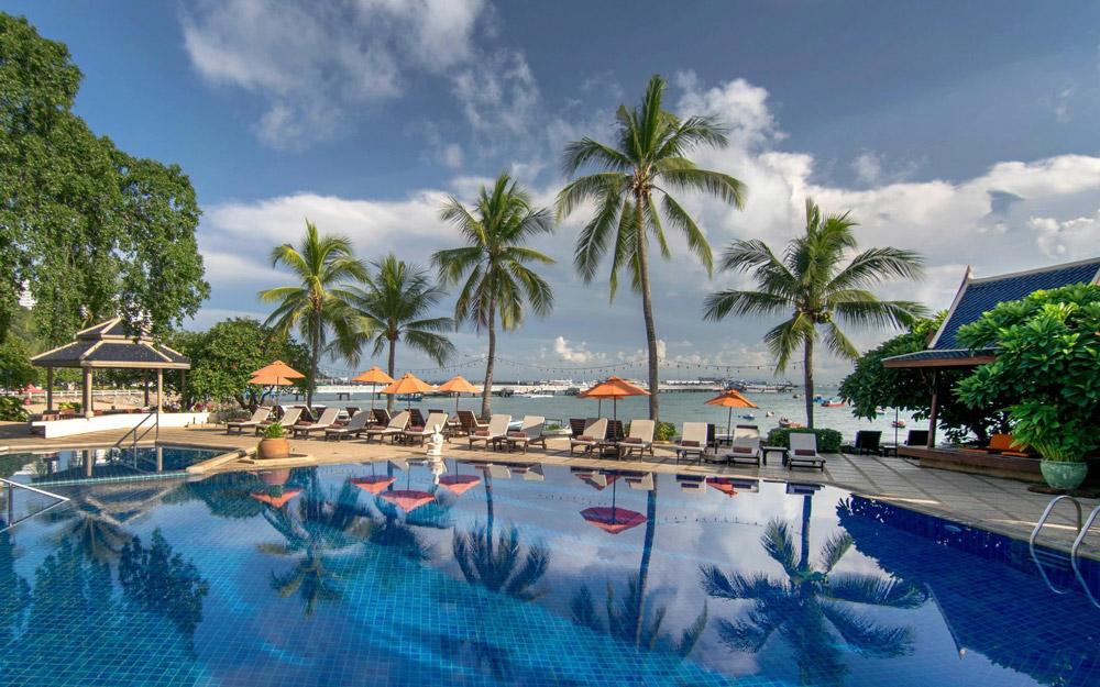 هتل سیام بی شور پاتایا (تایلند)