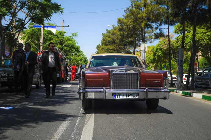 برگزاری رالی گردشگری خانوادگی با وسیله های نقلیه تاریخی