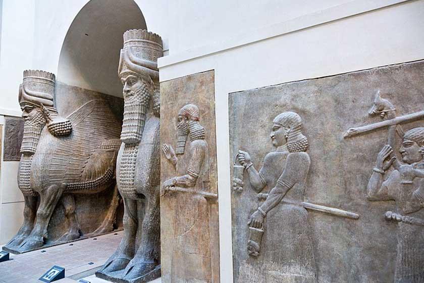 آثار موزه لوور در ایران آماده نمایش است