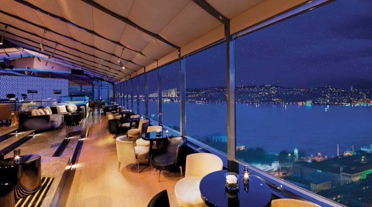 هتل های 5 ستاره میدان تقسیم استانبول