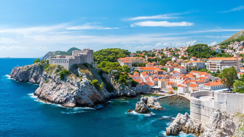 تورهای انتخابی کشتی کروز در دوبرونیک (کرواسی)