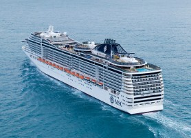 MSC Preziosa Cruise