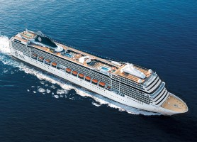 MSC Poesia Cruise