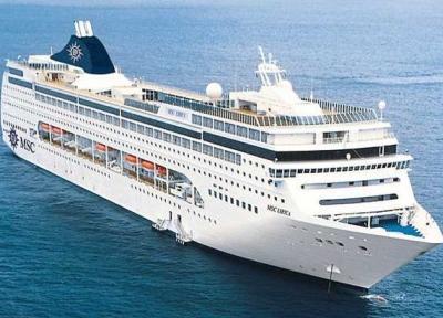تور کشتی کروز 8 روز سواحل خلیج فارس (امارات + عمان) نوروز 97  با کشتی کروز MSC Splendida