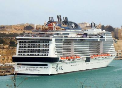 تور کشتی کروز 20 روز دور دنیا تور اروپا تا برزیل : تور ایتالیا، مالتا، اسپانیا، مراکش، جزایر قناری، برزیل با کشتی کروز MSC Poesia
