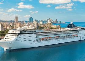 تور جزیره ایبیزا با کشتی MSC Opera