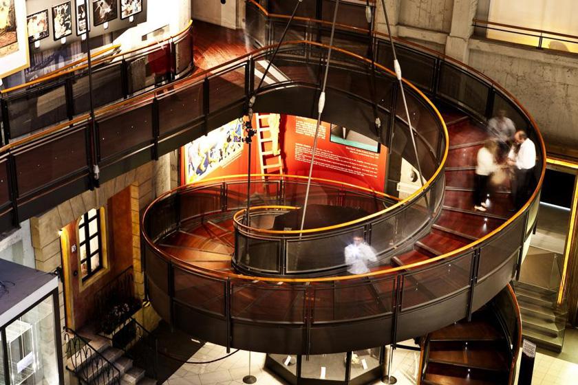 آشنایی با موزه ملی سینما تورین ایتالیا