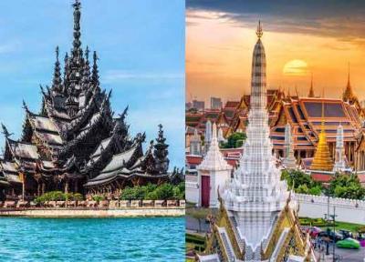 تور تایلند (تور بانکوک + پاتایا) ماهان