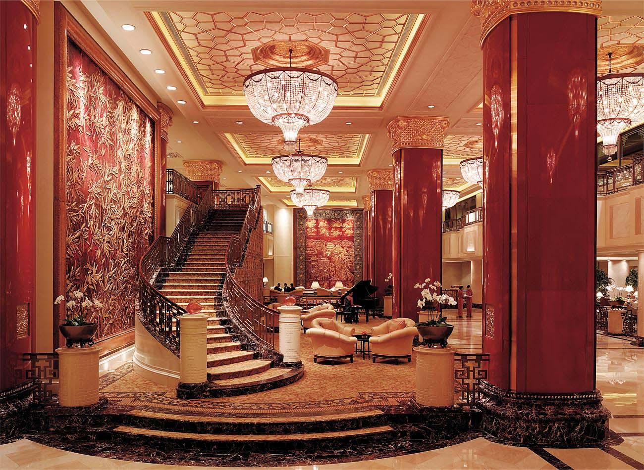 سفری لوکس با اقامت در هتل شانگری لا پکن (Shangri-La Beijing)