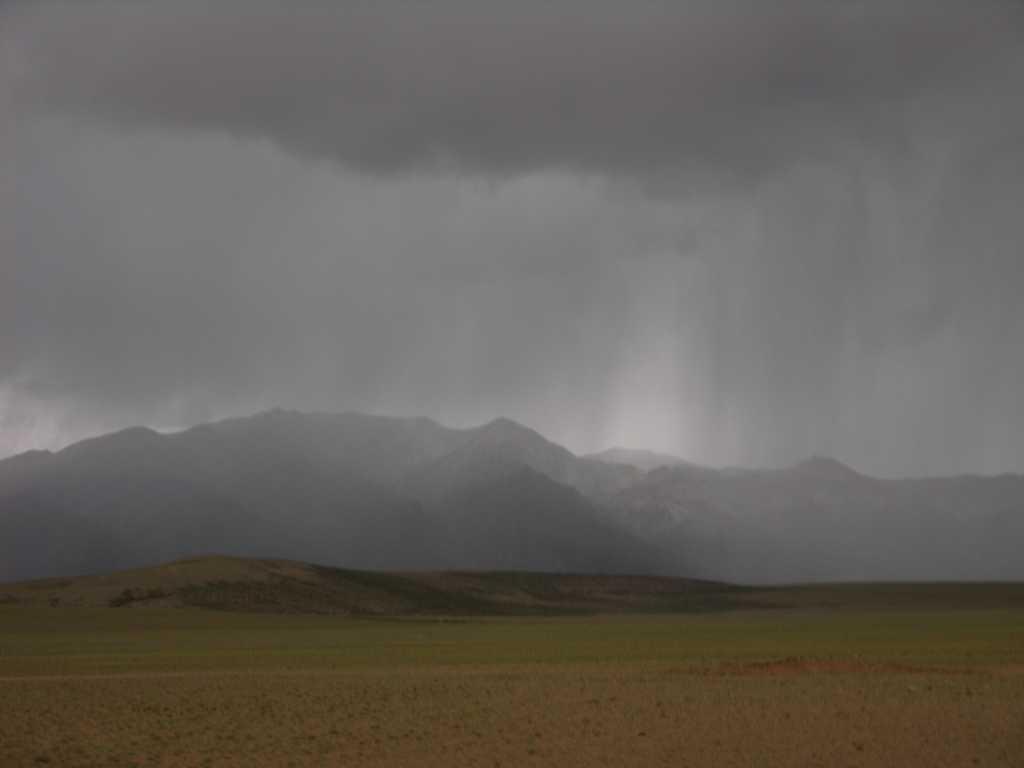 چین به دنبال ماشین افزایش باران
