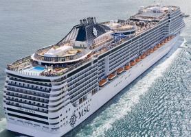 تور کشتی کروز اروپا 8 روز MSC Divina