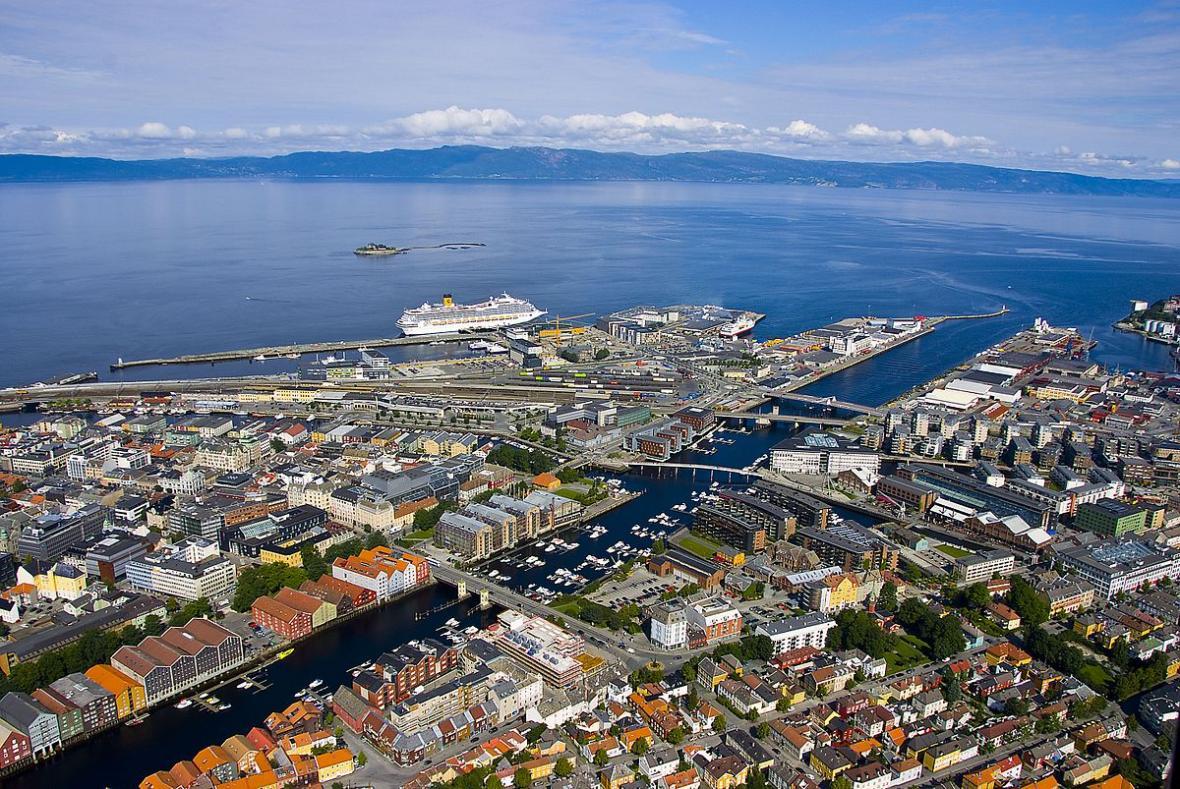 تورهای انتخابی کشتی کروز در تروندهایم (نروژ)