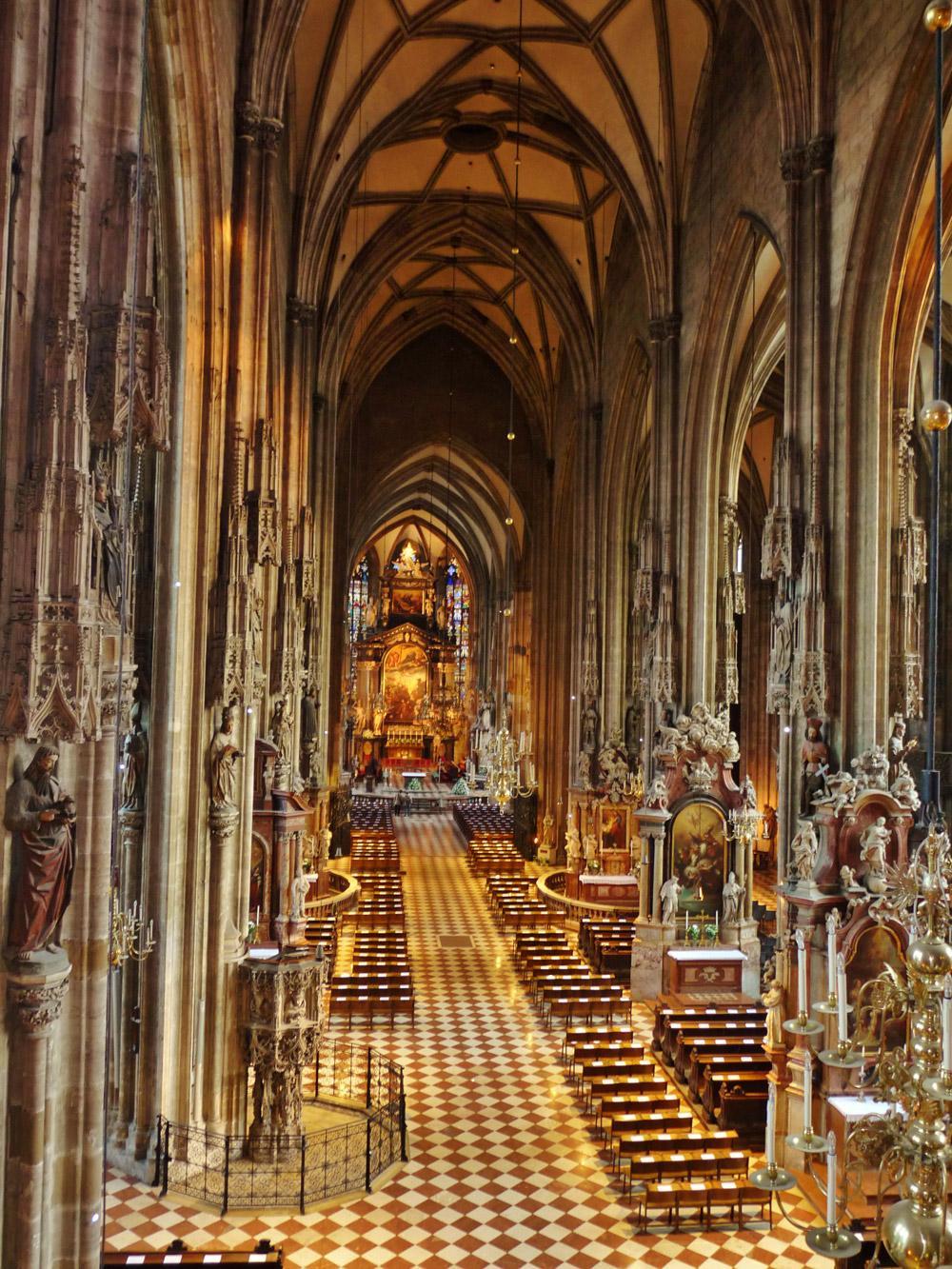 کلیسای جامع سنت استفان وین (اتریش)