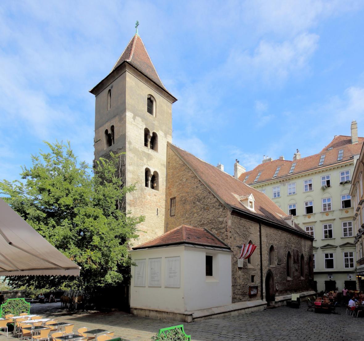 کلیسای سینت روپرت وین (اتریش)