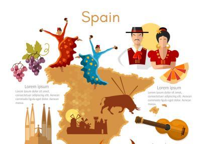 تور ترکیبی اسپانیا (تور مادرید 3 شب + تور بارسلون 4 شب) تور اسپانیا 8 روز پاییز و زمستان 97