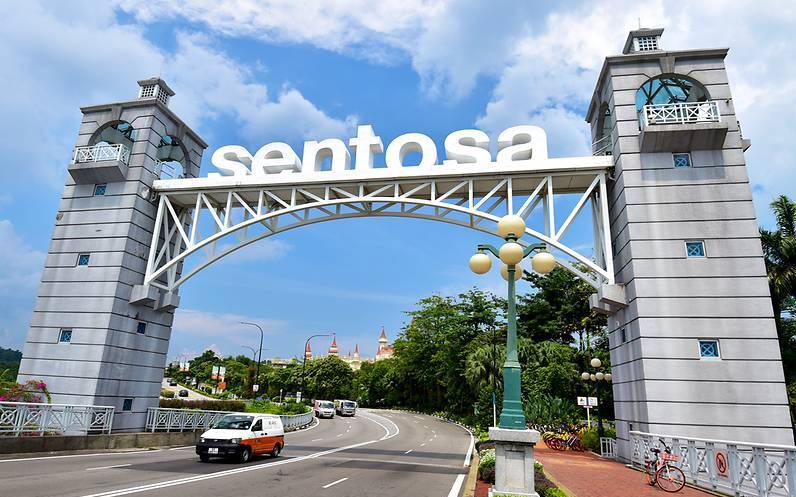 جزیره سنتوزا (سنگاپور)