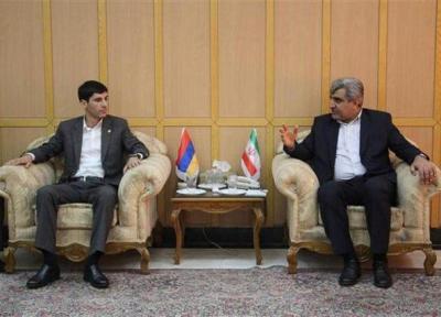 بخش خصوصی محور گسترش تعاملات بین ایران و ارمنستان است
