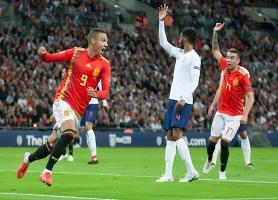 انگلیس یک - اسپانیا 2 ، آغاز باشکوه انریکه در ومبلی