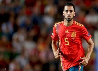 حضور کمرنگ بارسا در تیم ملی اسپانیا