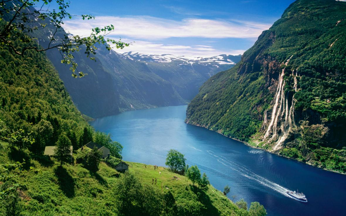 آبدره گیرانگر (نروژ)