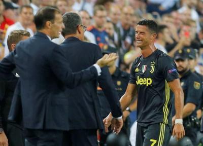 فوتبال جهان، اخراج اشک بار رونالدو در اسپانیا
