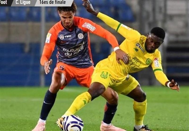 نانت به دور چهارم جام اتحادیه فرانسه رسید