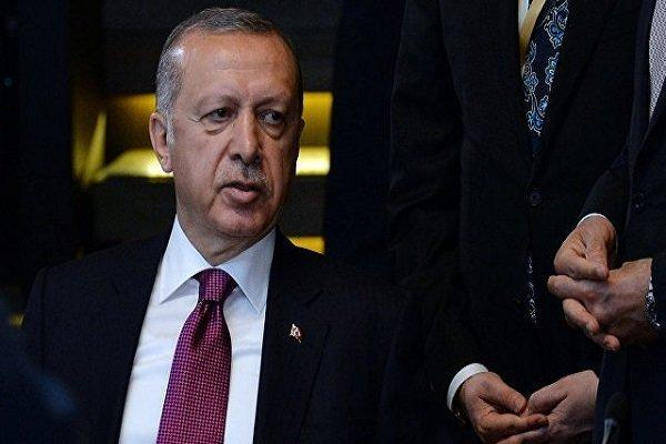 اردوغان 19 آبان به فرانسه سفر می نماید، دیدار با ترامپ و ماکرون