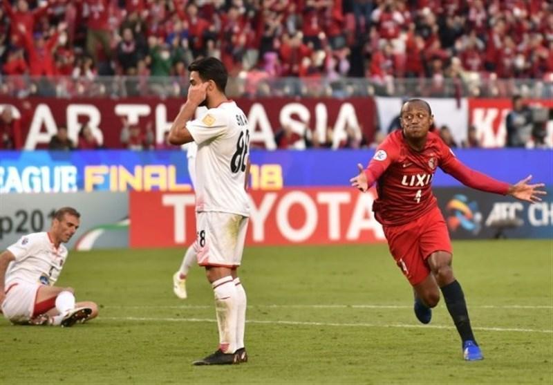 خبرگزاری فرانسه: پسران برزیلی کاشیما آنتلرز را بر قله فینال لیگ قهرمانان آسیا قرار دادند