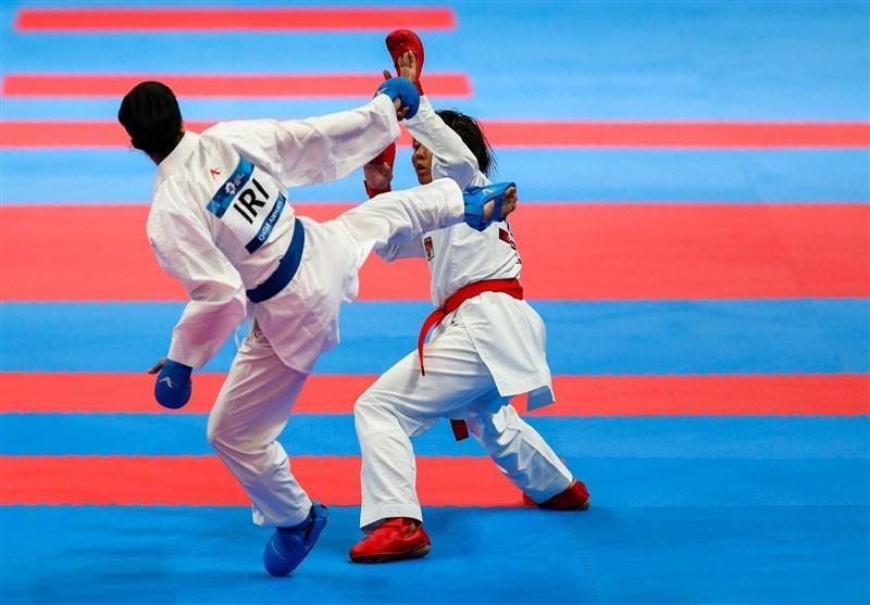 کاراته قهرمانی دنیا، صعود کومیته تیمی بانوان به دیدار رده بندی، یکشنبه، جدال با اسپانیا برای کسب برنز